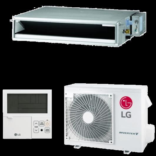 LG CM24F/UUB1 Compact légcsatornás mono split klíma 6.8 kW