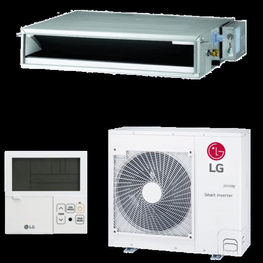 LG UM36F/UUC1 Compact légcsatornás mono split klíma 9.5 kW