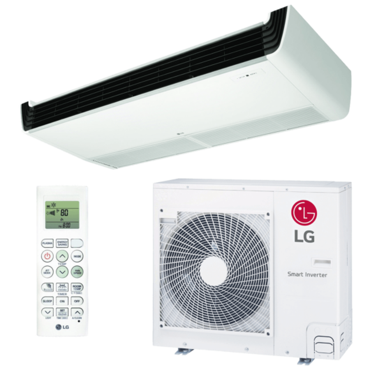 LG UV30FH/UUC1 High mennyezeti mono split klíma 8 kW