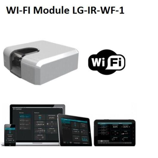 LG opcionális Wifi irányító modul