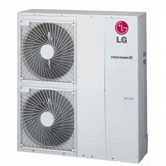 LG Therma-V HM121M levegő-víz hőszivattyú 12 kW