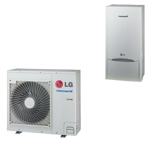 LG Therma-V HUN0916MR levegő-víz hőszivattyú 9 kW