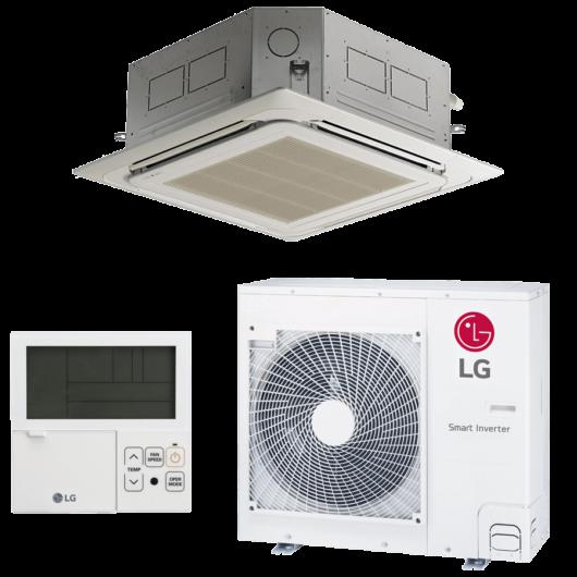 LG UT36F/UUC1 Compact kazettás mono split klíma 10 kW