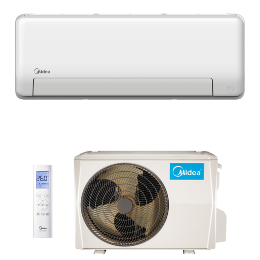 Midea All Easy Pro MEX-12-SP-WIFI oldalfali mono split klíma 3.5 kW