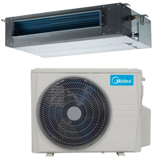 Midea MTI-36HWFN8-SP légcsatornás mono split klíma 10.5 kW