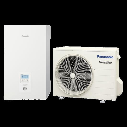 Panasonic Aquarea High Performance (WH-UD03HE5 / WH-SDC03H3E5) 1 fázisú osztott levegő-víz hőszivattyú 3.2 kW