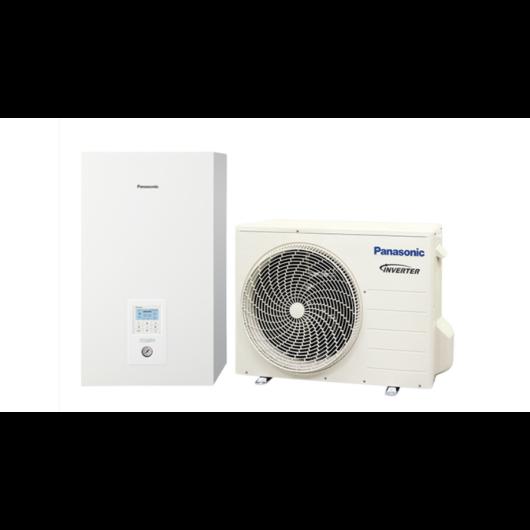 Panasonic Aquarea High Performance (WH-UD05HE5 / WH-SDC05H3E5) 1 fázisú osztott levegő-víz hőszivattyú 5 kW