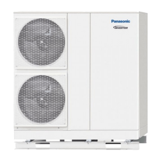 Panasonic Aquarea T-CAP (WH-MXC09H3E5) 1 fázisú monoblokkos levegő-víz hőszivattyú 9 kW