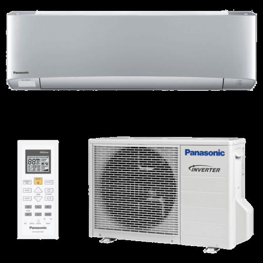 Panasonic Etherea KIT-XZ25-XKE / CS-XZ25XKEW / CU-Z25XKE oldalfali mono split klíma 2.5 kW