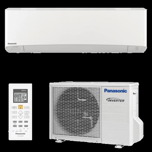 Panasonic Etherea KIT-Z25-VKE / CS-Z25VKEW / CU-Z25VKE oldalfali mono split klíma 2.5 kW