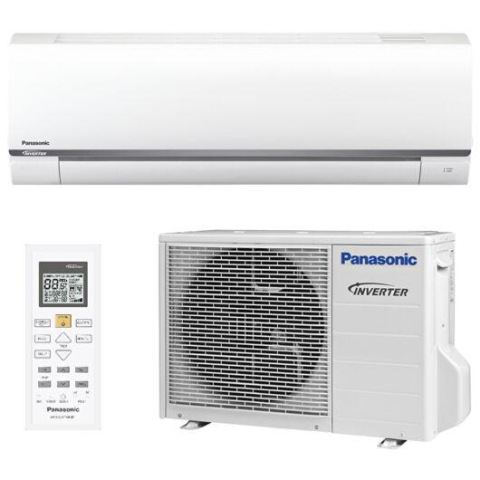 Panasonic Standard KIT-FZ35-WKE / CS-FZ35WKE / CU-FZ35WKE oldalfali mono split klíma 3.4 kW