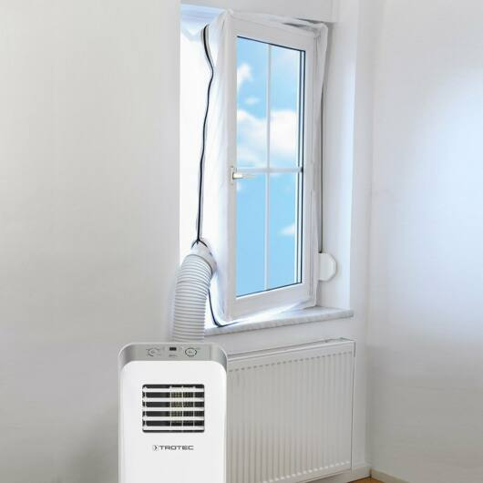 Trotec Airlock 100 ablak tömítés mobil klímához