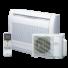 Kép 1/3 - Fujitsu AGYG14LVCA / AOYG14LVLA parapet mono split klíma 4.2 kW
