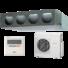 Kép 1/3 - Fujitsu ARYG36LMLE / AOYG36LETL légcsatornás mono split klíma 9.4 kW
