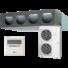 Kép 1/3 - Fujitsu ARYG45LMLA / AOYG45LATT légcsatornás mono split klíma 12.5 kW