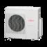 Kép 2/3 - Fujitsu AUYG45LRLA / AOYG45LETL kazettás mono split klíma 12.5 kW