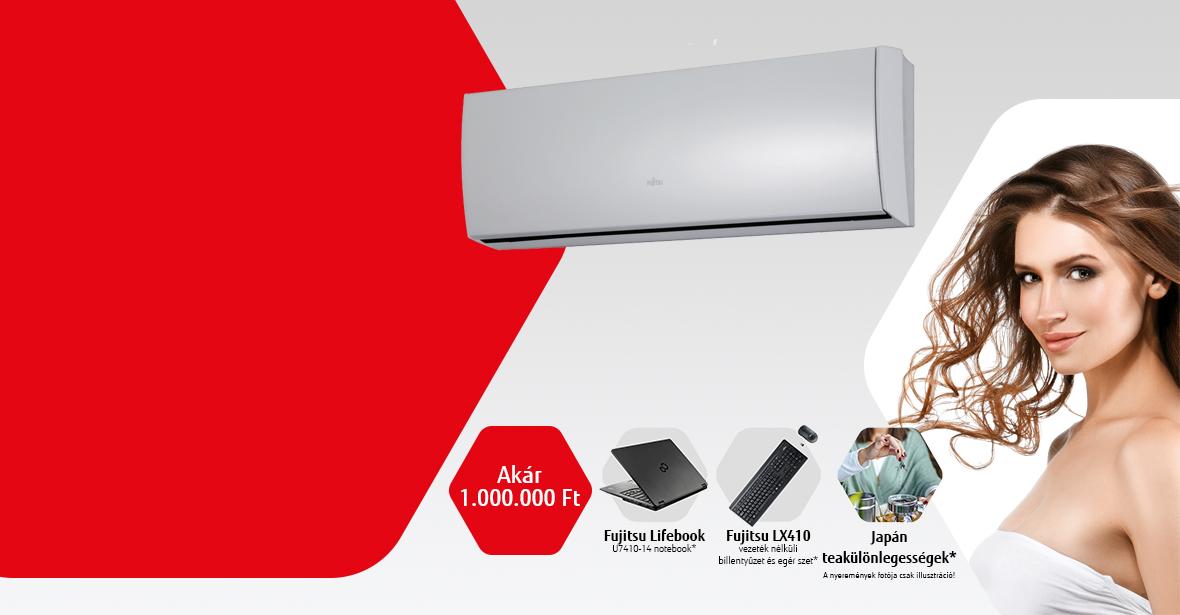 Fujitsu promóció
